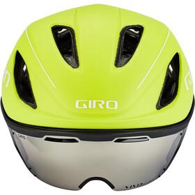 Giro Vanquish MIPS Casco, matte citron/white